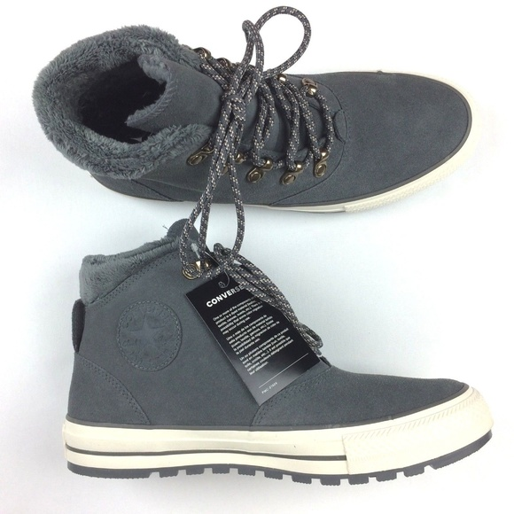 3ee8dc22d41 Converse CT All Star High Top Ember Boots Size 9.5